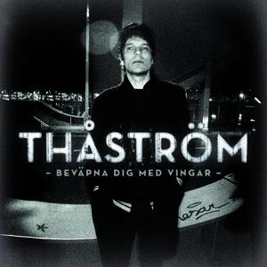 Thåström - Beväpna Dig Med Vingar LP -RÖD VINYL